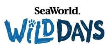 SeaWorld Wild Days 2015 – Weekends January 24 – February 8