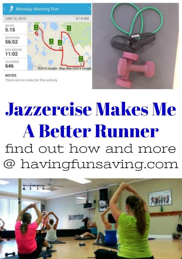 Jazzercise Makes Me A Better Runner - Food Wine Sunshine