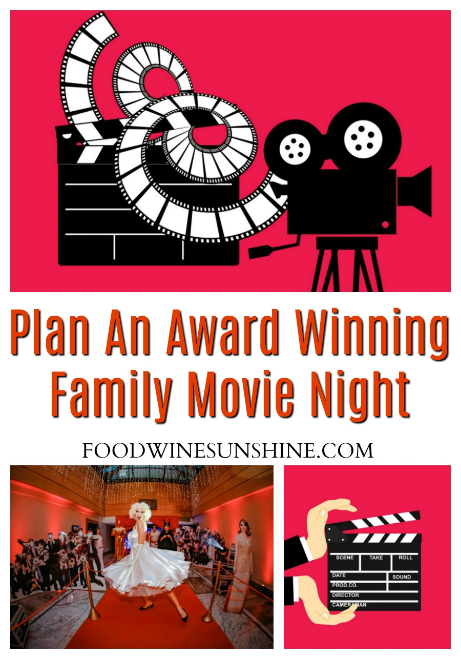 Plan An Award Winning Family Movie Night
