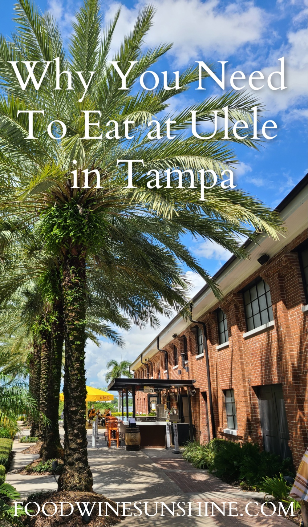 Why You Need to eat at ulele