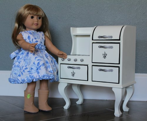 The Queen's Treasurers Doll Stove