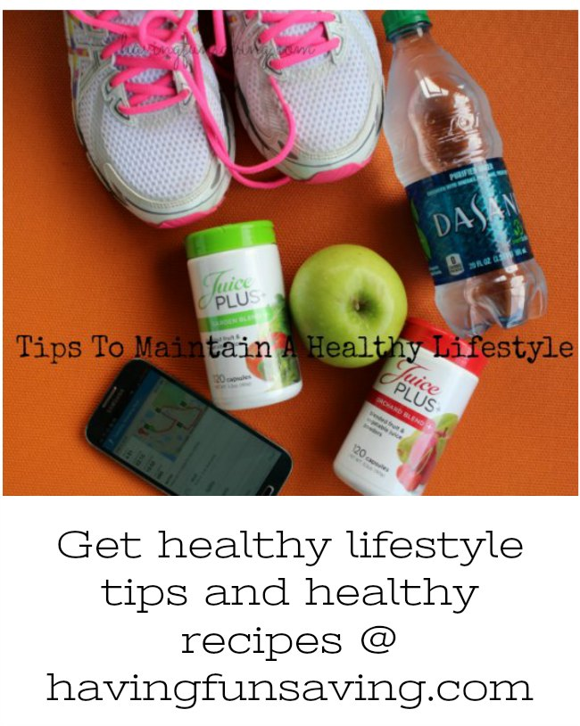 8 Tips To Maintain A Healthy Lifestyle - Food Wine Sunshine