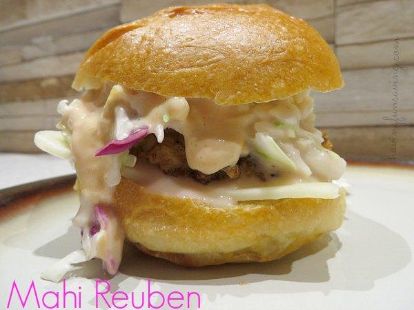 Mahi Reuben Recipe