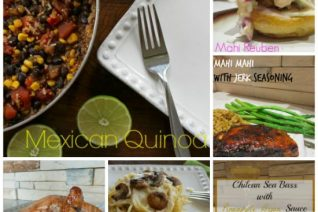 Meatless Recipe Round-Up