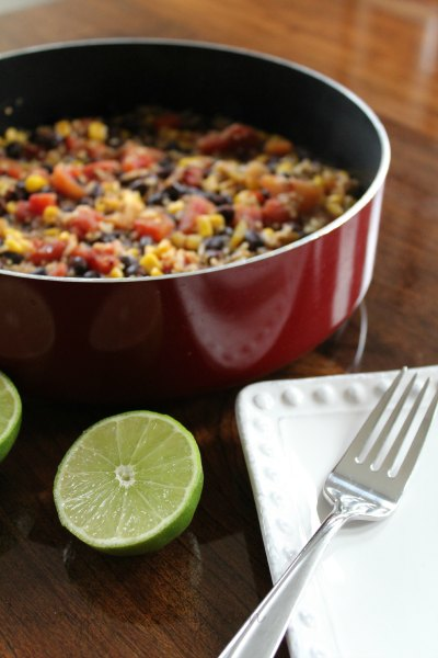 How to make Mexican Quinoa