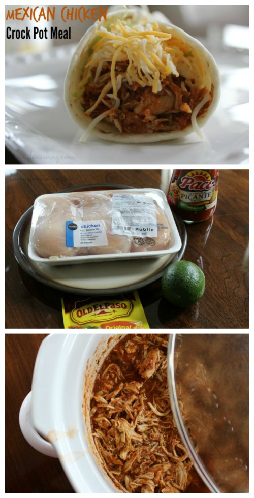 Delicious Slow Cooker Salsa Chicken