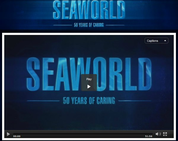 The True SeaWorld – Video Special #SeaWorldCares
