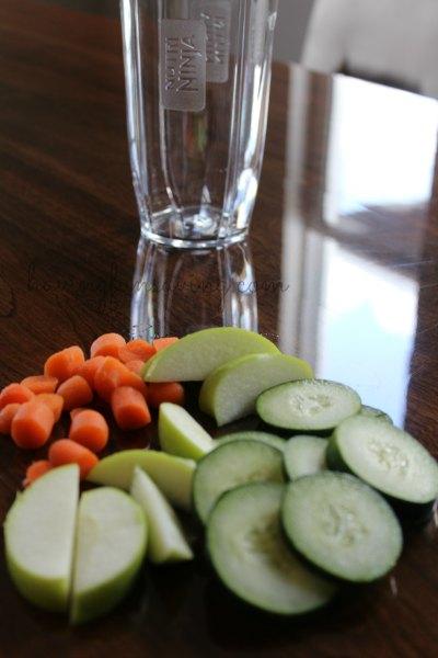 Sweet Cucumber Juice Recipe