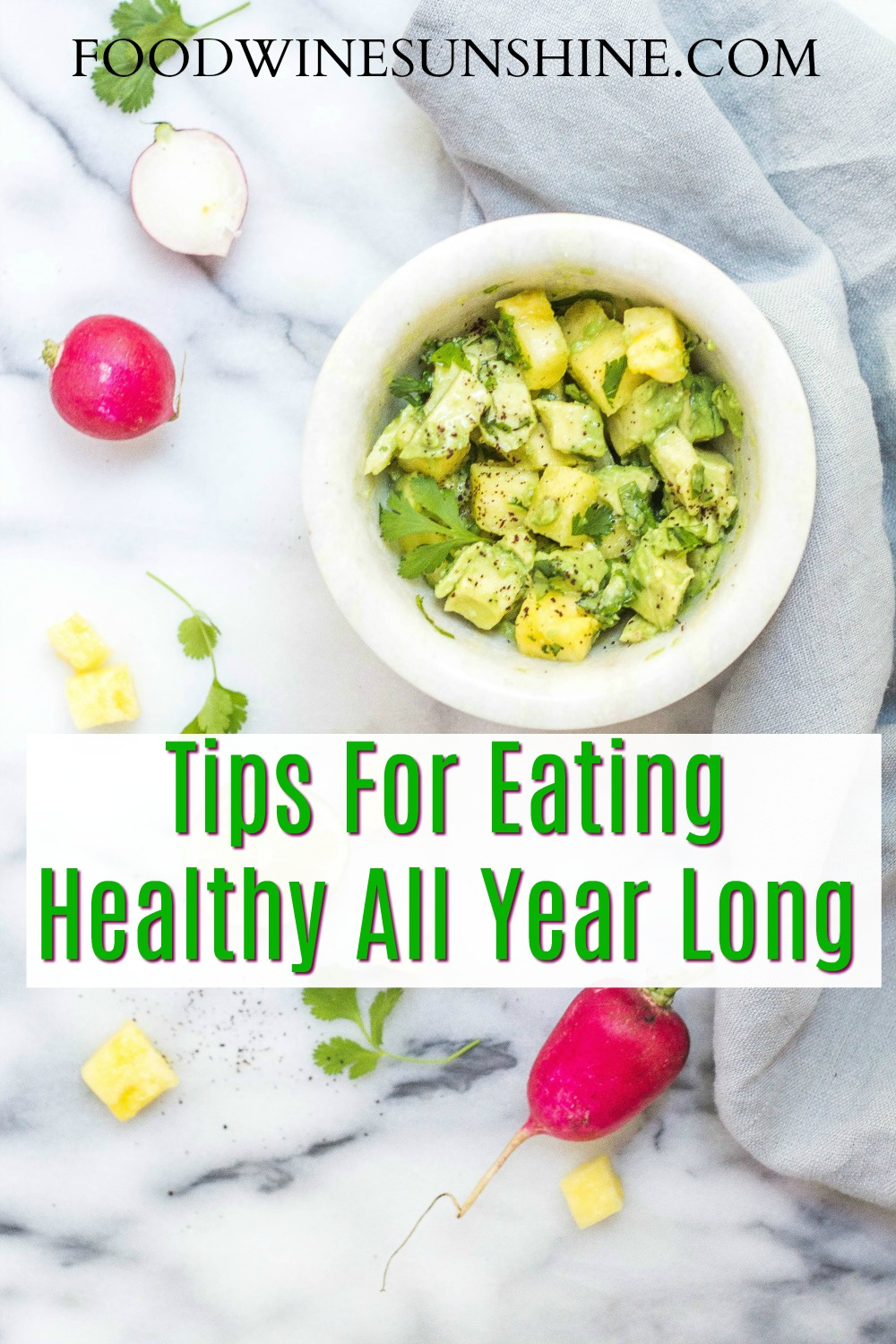 Tips To Eating Healthy