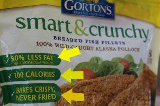 Gorton's Smart and Crunchy
