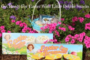 Get Ready For Easter with Little Debbie