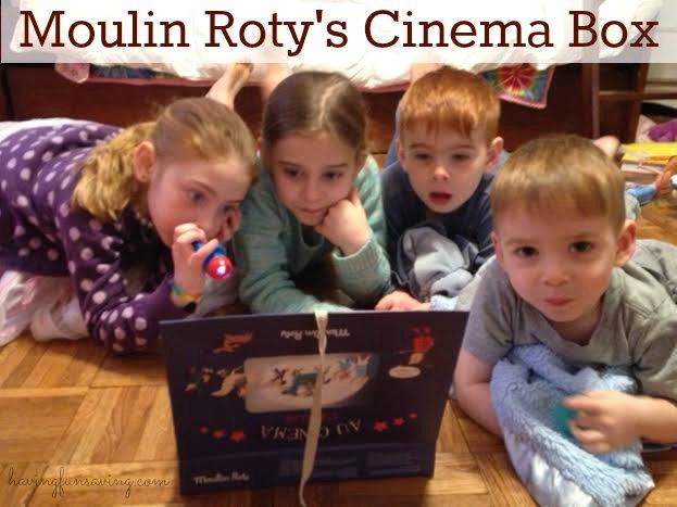 Moulin Roty's Cinema Box
