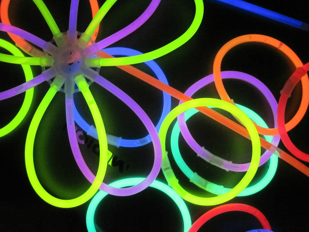 Family Glow Party Ideas