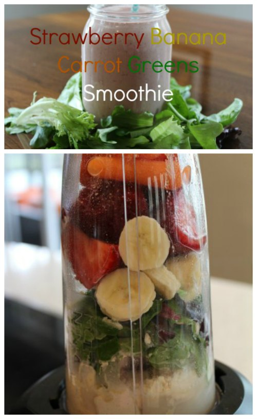Best Strawberry Banana Smoothie