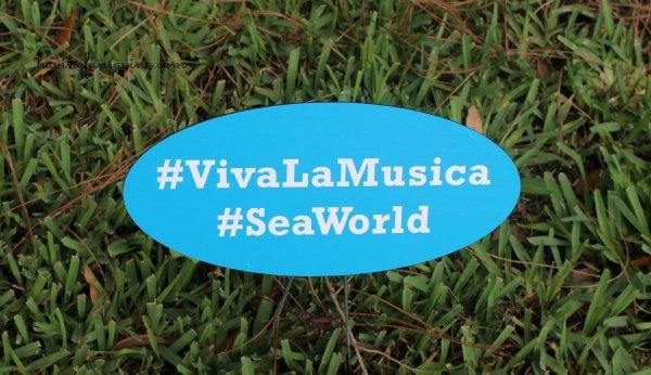Viva la Musica SeaWorld
