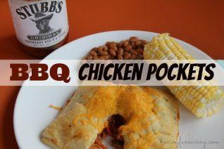 BBQ Chicken Pockets Recipe