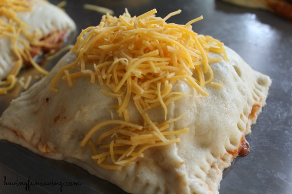 BBQ Chicken Pockets Recipe