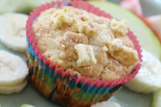Morning Cereal Muffins Recipe
