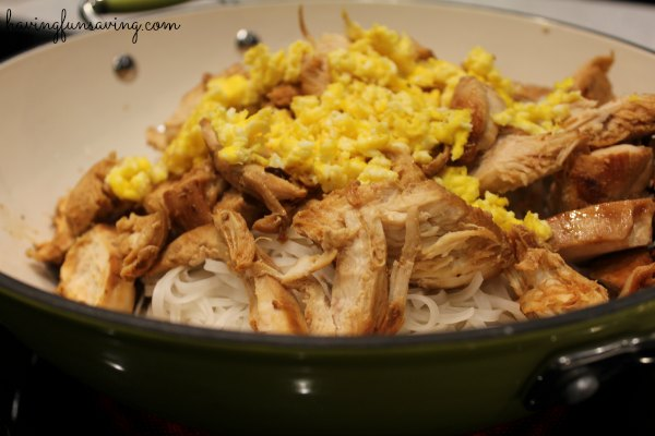 Tastiest Chicken Pad Thai