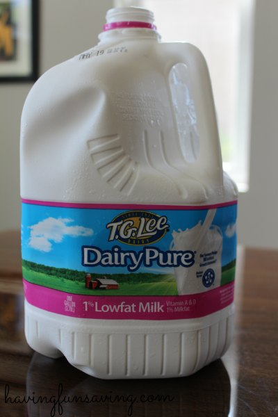 DairyPure Milk 1% lowfat milk