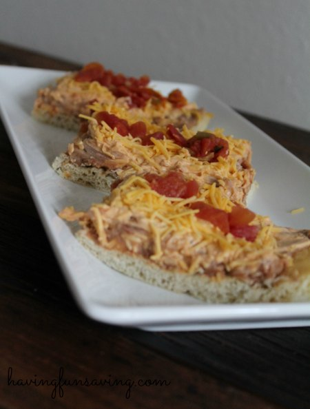 Best Mexican Pizza Appetizer
