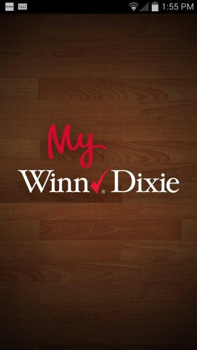 My Winn-Dixie App