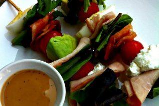 Cobb Salad on a Stick Recipe