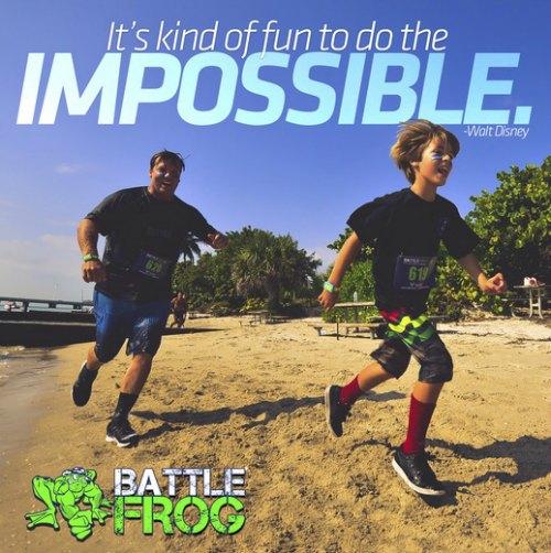 Battle Frog Run