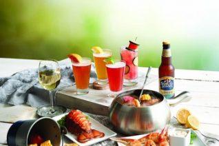 Summer menu at the Melting Pot