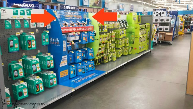 Walmart Family Mobile Plans Help Save for Summer