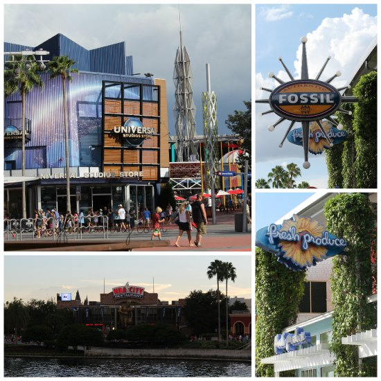 Best Shopping at Orlando Universal Resort