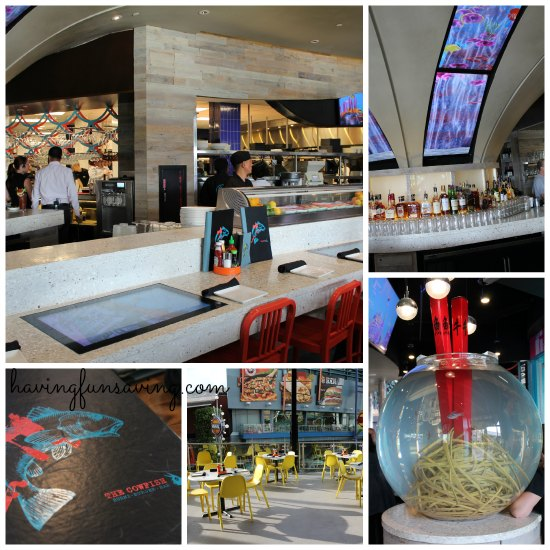 Eats at Citywalk Universal Orlando