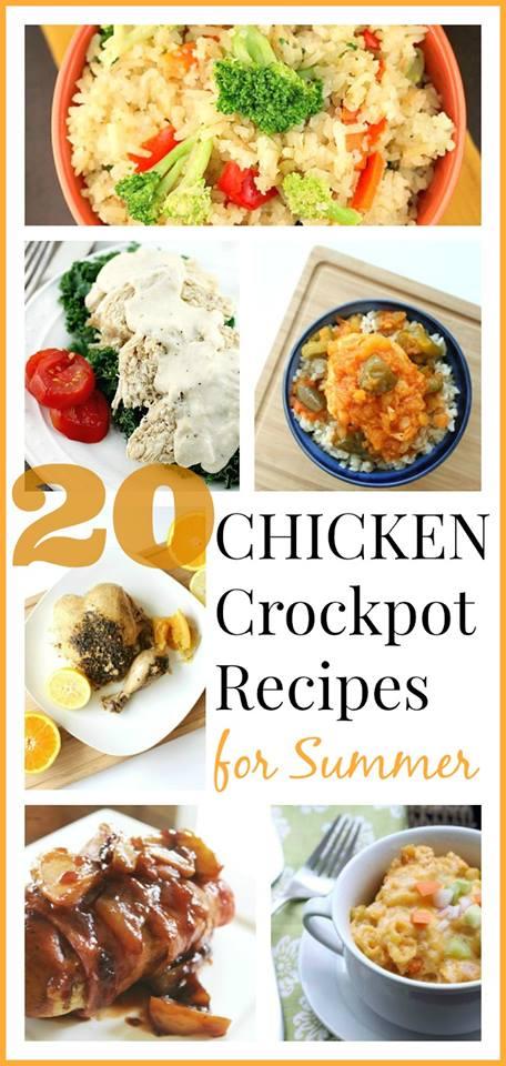 Crockpot Recipe Roundup