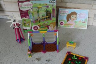 Mighty Makers Going Green Building Set Review