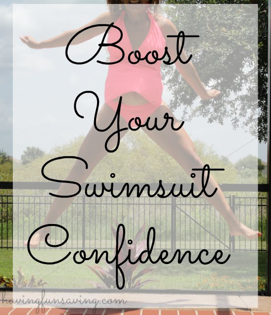 Boost your swimsuit confidence