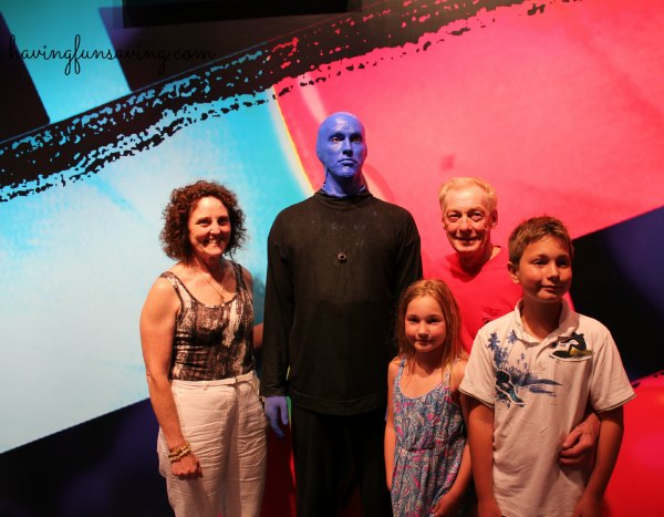 Blue Man Group Orlando ticket information