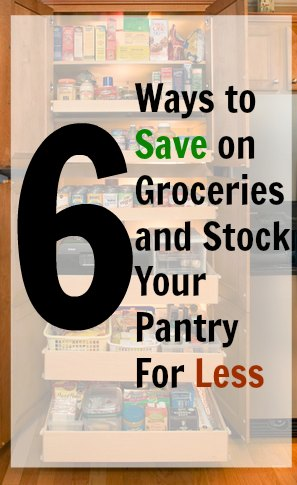 Ways to save on groceries