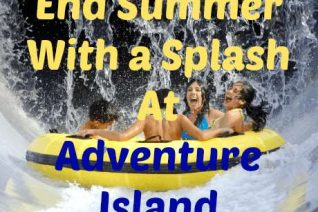 Summer Fun at Adventure Island