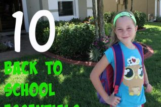 10 Back To School Essentials