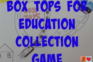 Box Tops for Education Collection Game