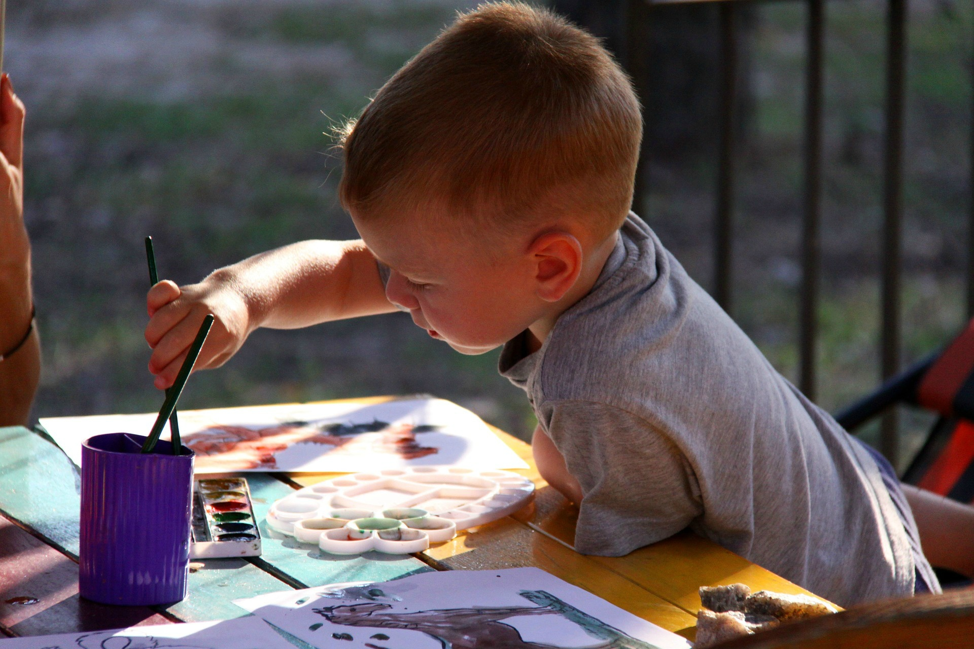 Canvas Painting For Kids
