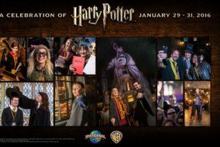 Harry Potter Event at Universal Studios
