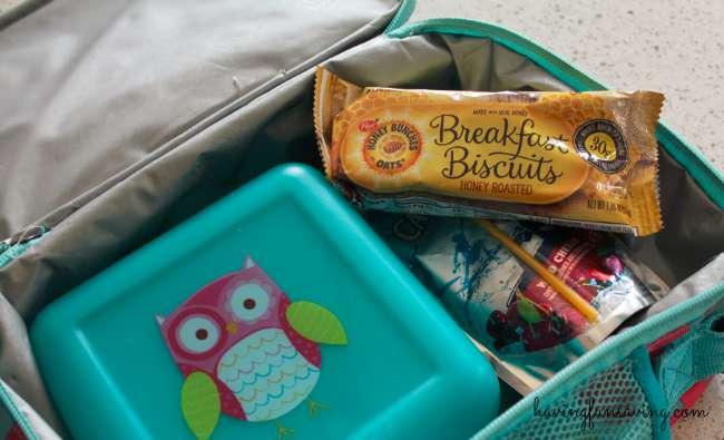 Honey Bunches of Oats Breakfast Biscuits
