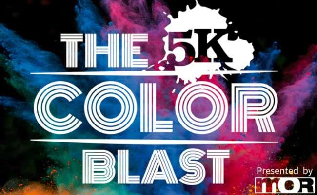 5k Color Blast Race Discount Code