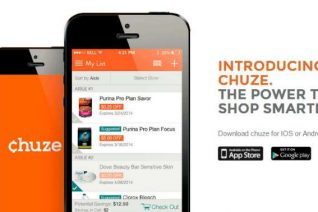Shop Easier and Save More - Chuze App