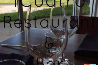 ¡Cuatro Resturant and Bar at TPC