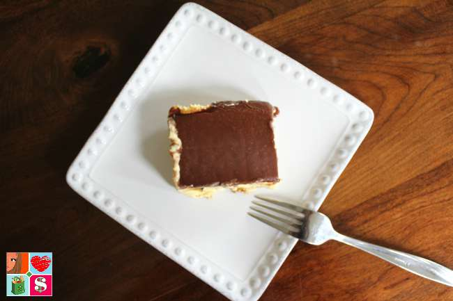 Dessert Eclair Cake