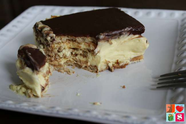 Best Eclair Cake recipe