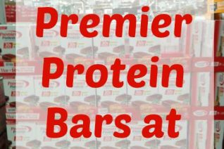 Premier Protein Bars $5 Off at Costco in September