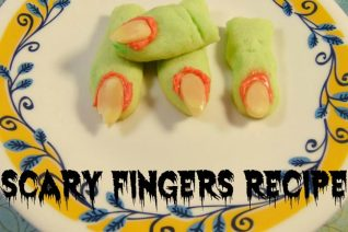 Snack Fingers Recipe